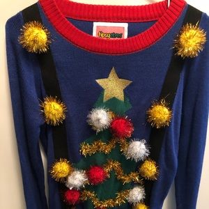 Tipsy Elves Christmas Sweater